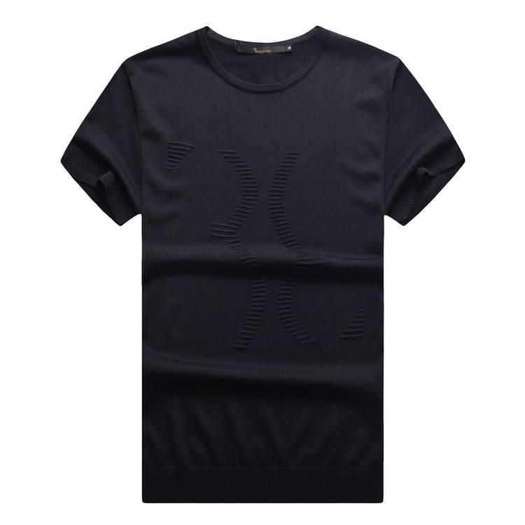 Billionaire italian couture 남성 의류 t 셔츠 2016 여름 짧은 소매 편안한 o 넥 캐주얼 멋진 무료 배송-에서티셔츠부터 남성 의류 의  그룹 2