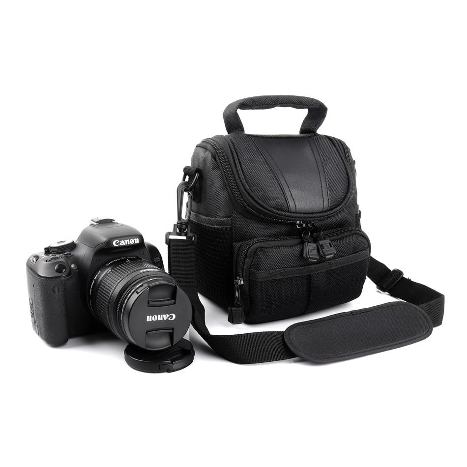 Camera Case Bag For Canon Powershot SX60 SX70 SX50 SX40 SX30 SX20 SX540 SX530 SX520 SX510 SX500 HS SX420 SX410 SX400 IS T7i T6i