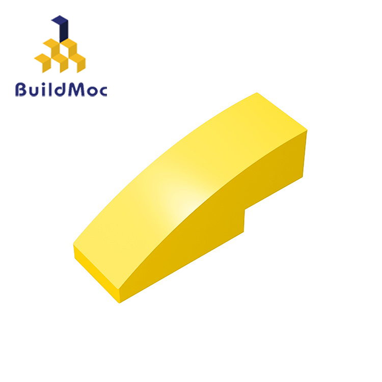 BuildMOC Compatible Assembles Particles 50950 3x1 For Building Blocks Parts DIY LOGO Educational Creative Gift Toys
