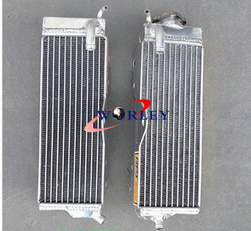 Aluminum Radiator For Honda CR500 CR500R CR 500R 1985-1988 1986 1987 1986 1987