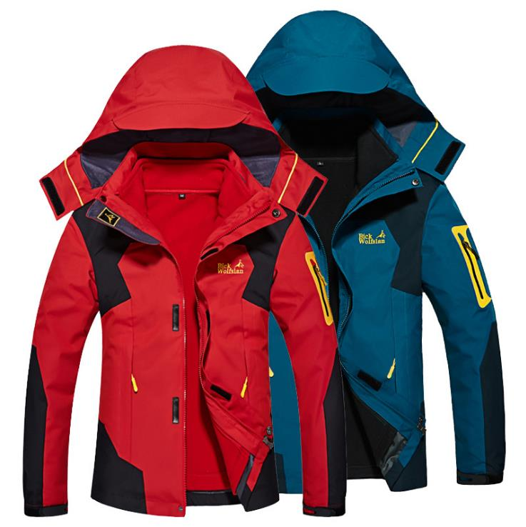 Winter jackets pourpoint M-8XL Plus size windproof coat Waterproof Fleece thickening Big yards Warmth thick coat 7XL 8XL 6XL women winter coat leisure big yards hooded fur collar jacket thick warm cotton parkas new style female students overcoat ok238