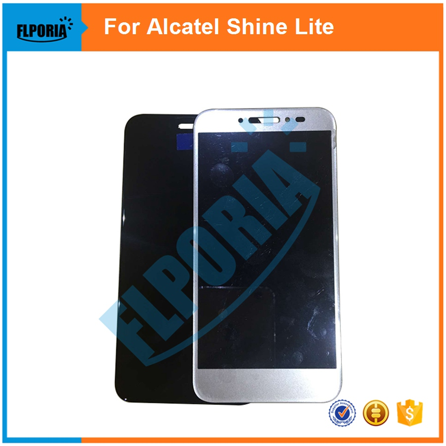 Original New For Alcatel Shine Lite  LCD Display With Touch Screen Digitizer Assembly Replacement PartsOriginal New For Alcatel Shine Lite  LCD Display With Touch Screen Digitizer Assembly Replacement Parts