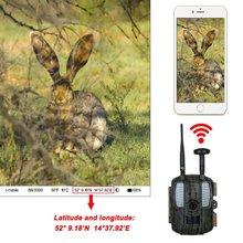 Hotsales 4G 적외선 사냥 흔적 카메라 BL480LP 1080P 940NM 야간 비전 FDD LTE huntcam와 함께 야생 사진 함정 카메라 정찰