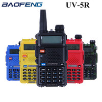 Portable New Walkie Talkie Sale BAOFENG UV 5R Dual Band Way Radio 136 174Mhz 400 520Mhz