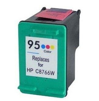 einkshop Brand 95 Replacement Ink Cartridge for HP 460C 6200 6210 7210 7310 2610 2355 Photosmart C4183 C4188 D5160 printer
