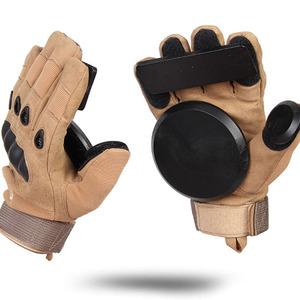 Downhill Skateboard Gloves Rol
