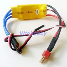 4Pcs ESC 30A Brushless XXD 450 Helicopter Multicopter Motor Speed Controller Rc Esc(China)