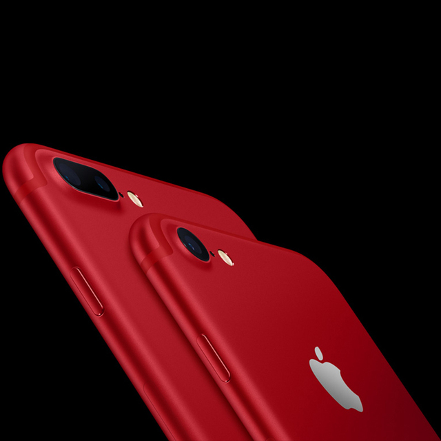 Apple iPhone 7/7 plus Mobile Phone 2GB/3GB RAM 128GB/256GB ROM IOS 10 12.0MP Camera Quad Core Fingerprint LTE Cell