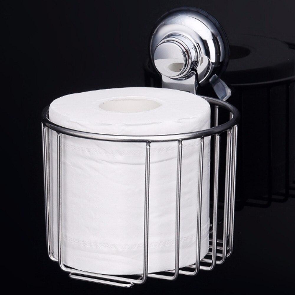 304 Stainless Steel Toilet Paper Basket Kitchen Tissue Box