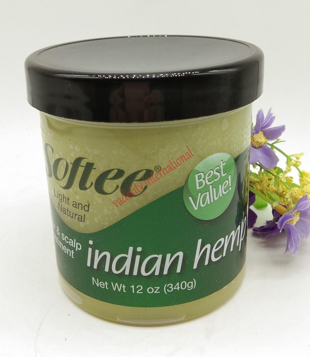 Softee Indian Hemp Light and Natural Hair & Scalp ...