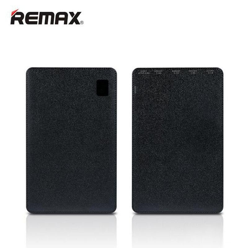 Original Remax 30000 mAh 4 USB Mobile batterie externe chargeur de batterie externe universel pour Huawei iPhone Samsung Xiaomi tablettes - 4