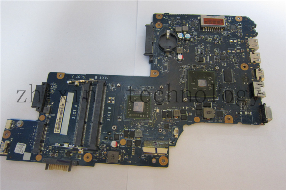 Free shipping laptop motherboard With vga chipsets for Toshiba C50 H000062040