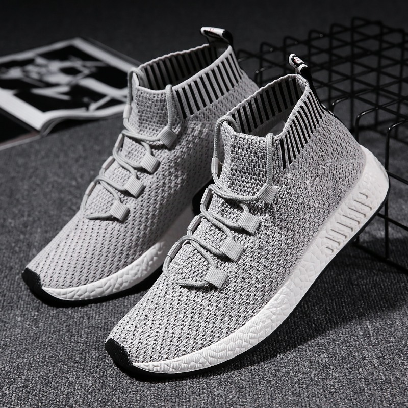 New Fashion Casual Shoes Men Trend Light Soft Bottom Sneakers Brand Outdoor Comfortable Breathable Walking Shoes High QualityNew Fashion Casual Shoes Men Trend Light Soft Bottom Sneakers Brand Outdoor Comfortable Breathable Walking Shoes High Quality