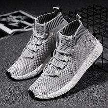 New Fashion Casual Shoes Men Trend Light