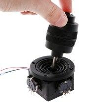 4-осевая машина Пластик джойстик потенциометр для JH-D400X-R4 10K 4D с кнопочный провод# Aug.26