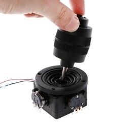 4-осевая машина Пластик джойстик потенциометр для JH-D400X-R4 10K 4D с кнопочный провод # Aug.26