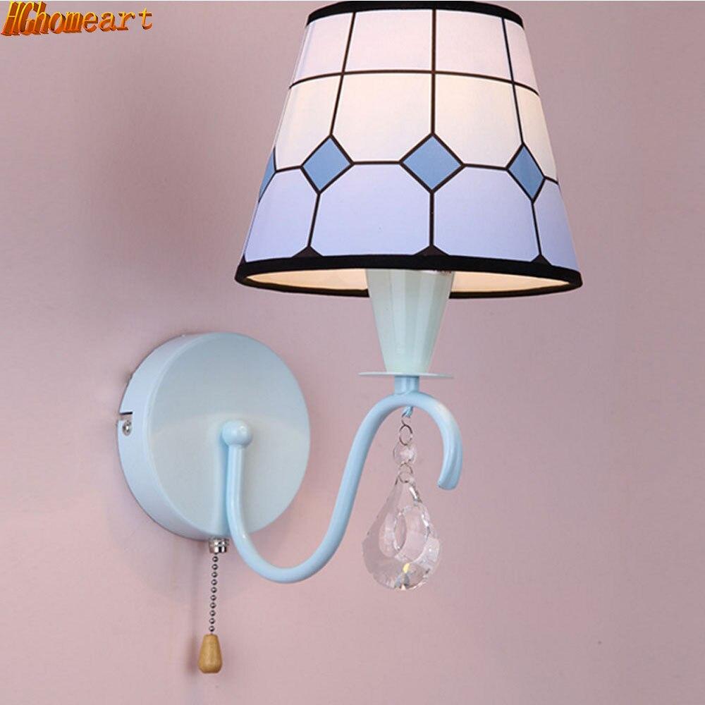 Creative Cartoon Light LED Night Light Attic Lighting Decoration Boy Girl House Bedside Eyes Reading Learning Wall Lamp