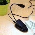 Novo Portátil Mini USB ou Bateria Recarregável Olho Proteção da Lâmpada Clipe de Luz Vendas Quentes