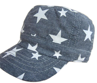 Latest Summer Brand Baseball Hat Baby Boy Sport Flat Top Jean Children Caps Boy Cotton Sun