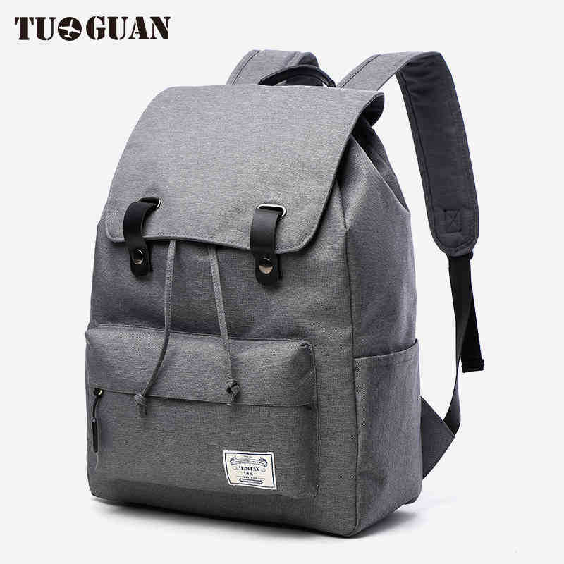 TUGUAN New Arrival and High Quality Casual backpack for  Students Teenagers and Man Waterproof  Traveling Lady All-match BagsTUGUAN New Arrival and High Quality Casual backpack for  Students Teenagers and Man Waterproof  Traveling Lady All-match Bags