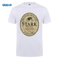 GILDAN Game Of Thrones Stark Beer Winterfell TV Show GOT Dragons New Mens Funny T Shirt