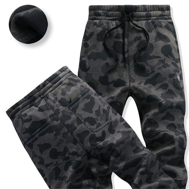 Marca de Roupas Tático Militar do exército Camuflagem Corredores Calças Da Carga Dos Homens 2017 Novo Chegada Hombre Pantalones Sweatpants M-XXXL