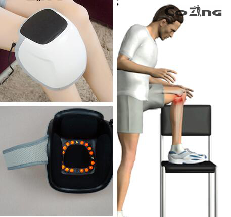 Laser therapy clinic knee joint pain relief massager bohmann bhl 644