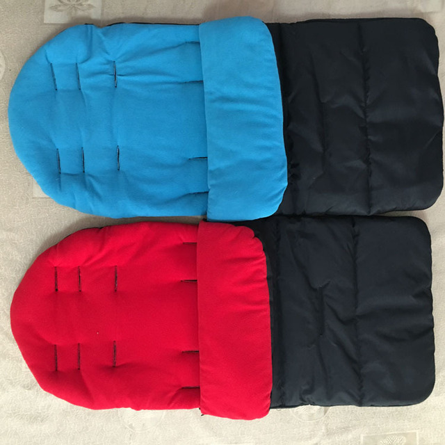 1pc/lot Winter Autumn Baby Infant Warm Sleeping Bag Baby Stroller Sleeping Bag Waterproof