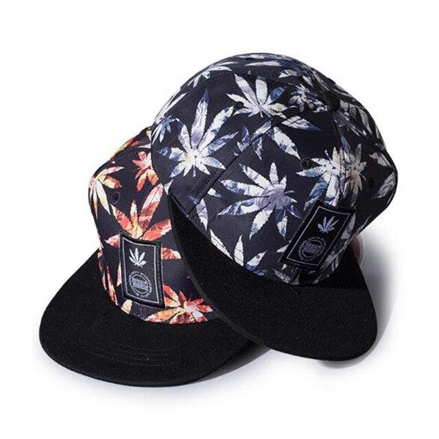 Swag Bones Weed Snapback Caps I Love Weed Snap Back Hats Hip Hop Baseball  Cap Bone d2353075a18