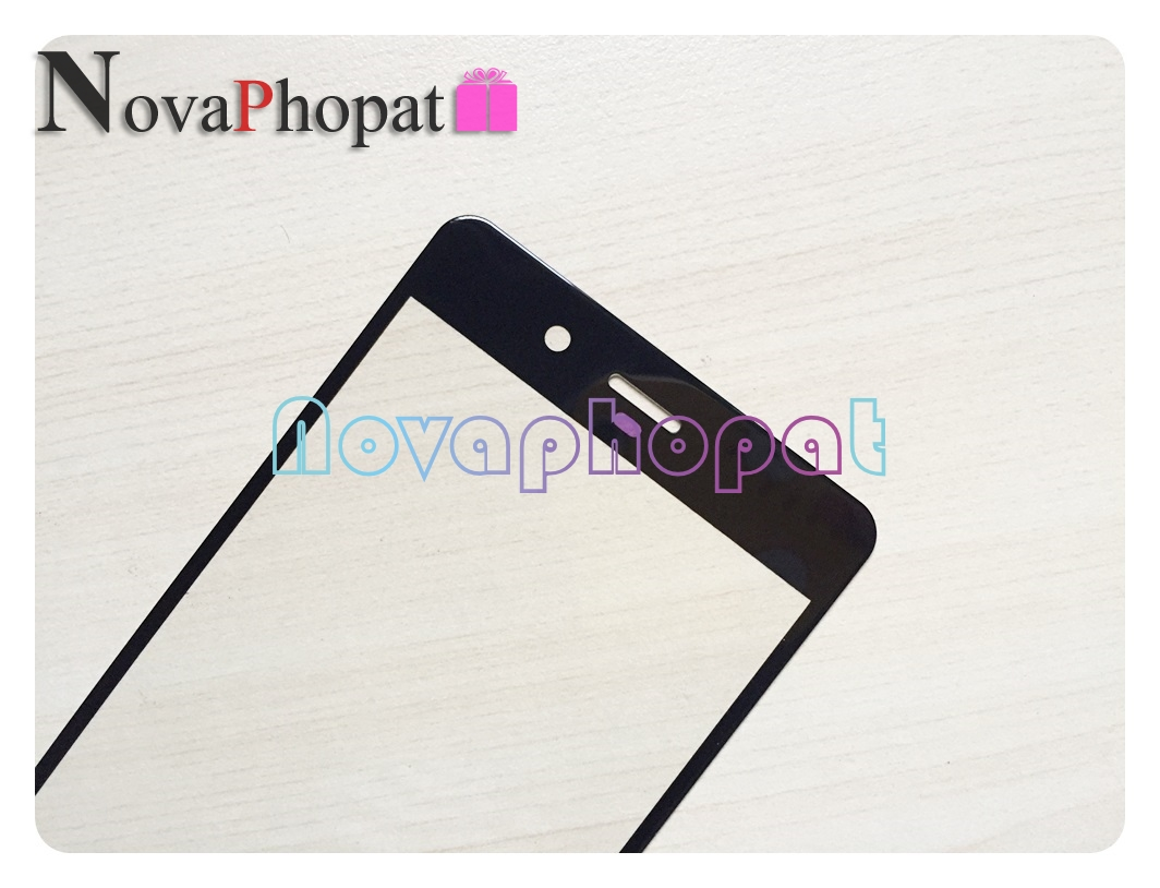 Novaphopat Front Glass Panel For <font><b>Nokia</b></font> 2 3 <font><b>5</b></font> 6 7 8 3.1 <font><b>5</b></font>.1 6.1 plus Glass Lens <font><b>Screen</b></font> Replacement (Not Touch LCD <font><b>Screen</b></font> ) +track image