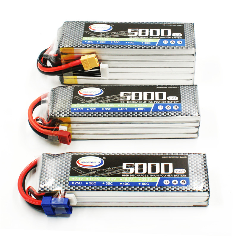 Lipo Battery 18.5V 5S 5000mAh 30C For RC Quadcopter Helicopter Car Drone Airplane Remote Control Toys Lithium Polymer Battery frsky horus x10 transmitters built in ixjt module 2 4g 16ch remote control for rc helicopter drone uav airplane