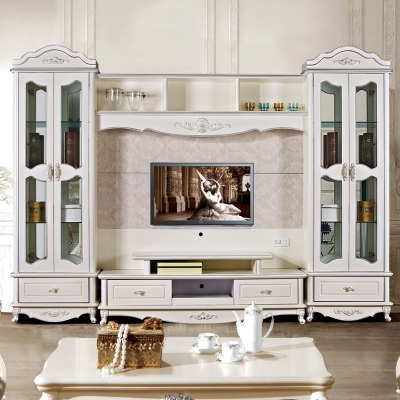 Merveilleux European Style TV Stand Living Room Furniture Carving Paint Assemble  Cabinet In TV Stands From Furniture On Aliexpress.com | Alibaba Group