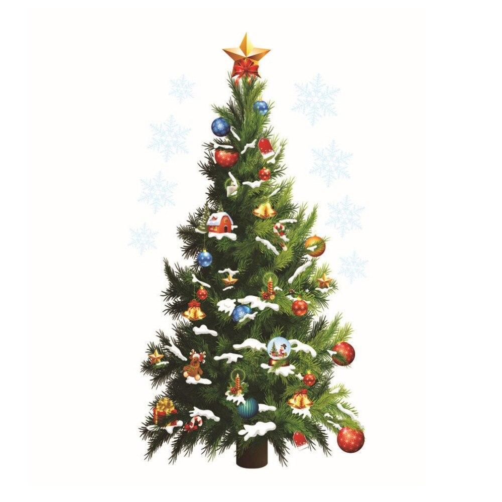 Large Christmas Tree: 2018 New Large Green Christmas Tree Stars Waterproof