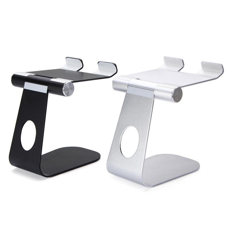 Universal Metal For ipad holder Aluminum Tablet Stand bracket Lazy Design Bracket Stand holder for iphone for Samsung