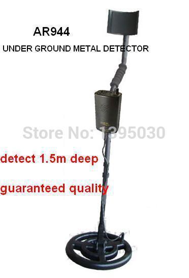 Один Шт/Много Дешевые Металлоискатель Глубокий Поиск Детектор Металла Сокровища Для Нового Ученика AR944