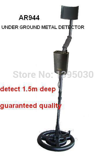 One Pcs /Lot Cheap Metal Detector Deep Search Treasure Metal Detector For New Learner AR944 дизайнерская ваза на подставке 20 10 40 см glory design