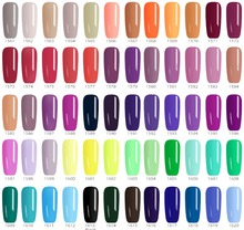 Professional Vivid Color Nail Gel