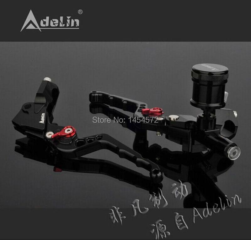 ADELIN CNC Brake Master Cylinder with Lever For Ruckus Zoomer 7/8