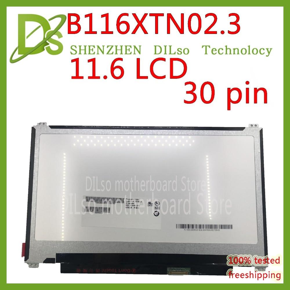 Kefu B116XTN02.3 fit B116XTN02.1 B116XTN01.0 N116BGE-EA1 N116BGE-EB2 N116BGE-EA2 M116NWR1 R7 светодиодный ЖК-дисплей Экран Панель 30PIN EDP