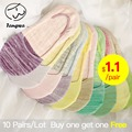Brand 1lot=10pairs candy color cotton girl socks perfect elastic short socks women Spring Summer Free Shipping