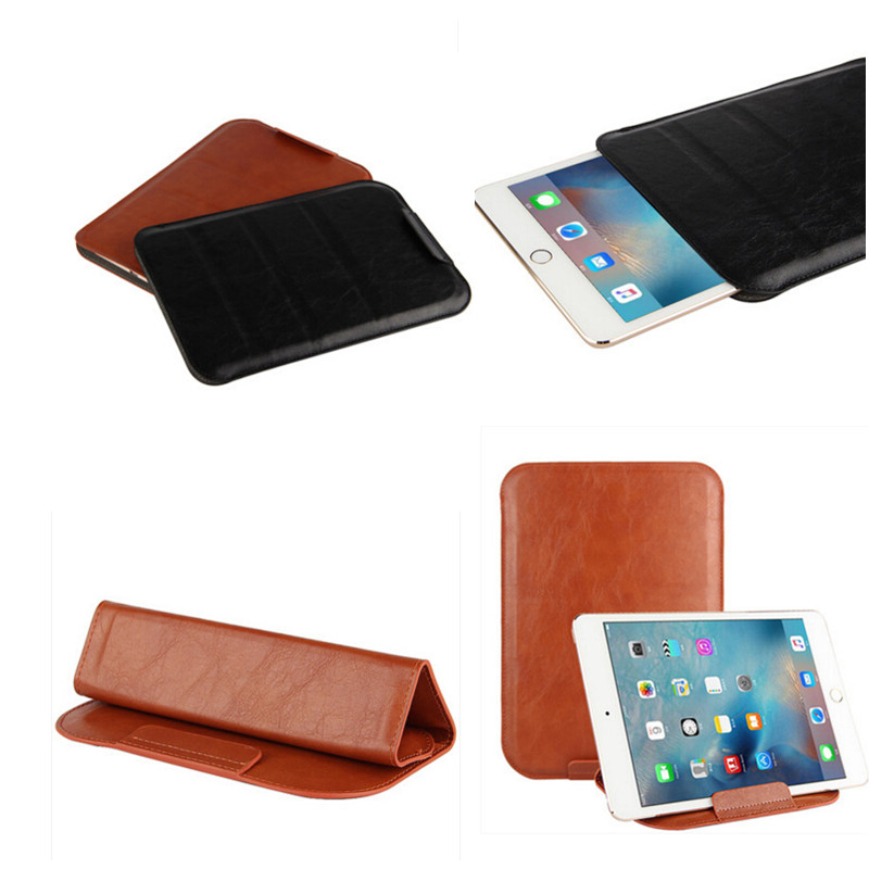 SD 9.7 inch Bags Case Luxury PU Leather ultra-thin Sleeve Pouch For Samsung Galaxy Tab S2 9.7 SM-T810 T815 Tablet