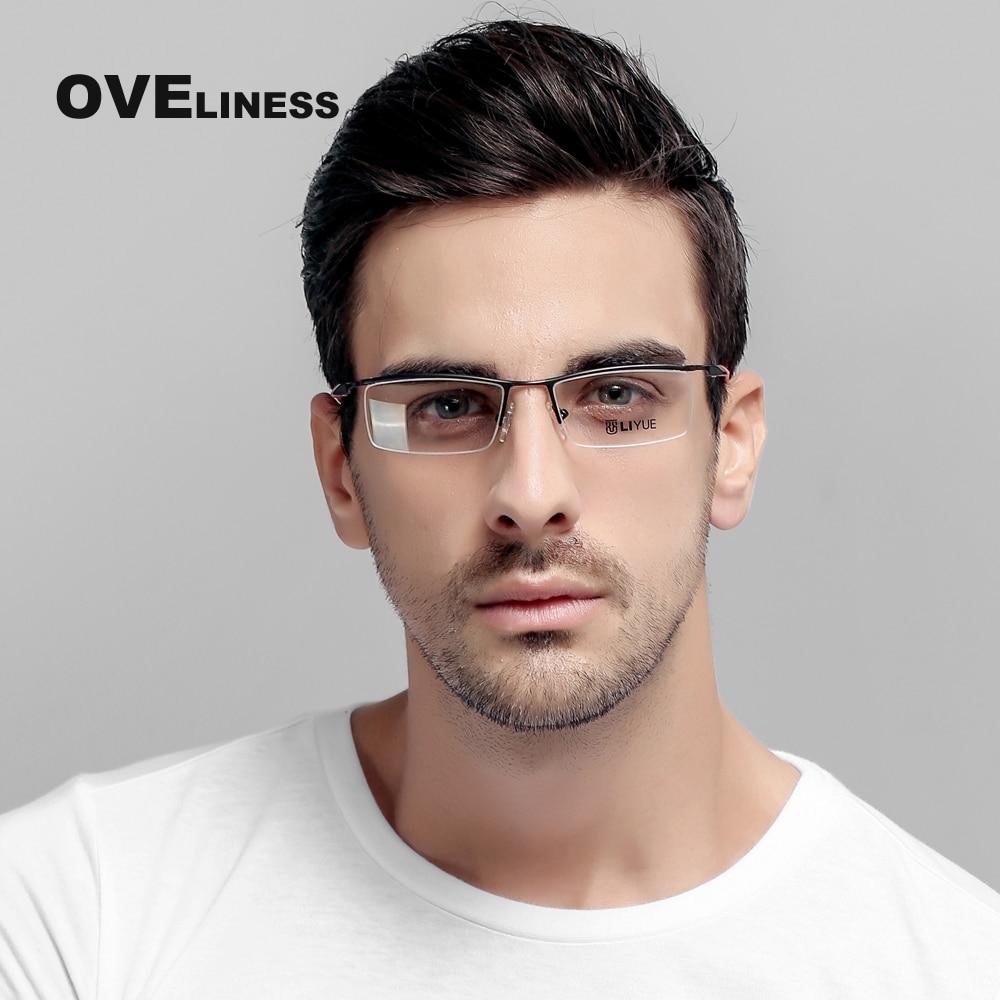 Moda Marka Dizayneri Optik Eynək çərçivə resepti Eyewear Clear - Geyim aksesuarları - Fotoqrafiya 2