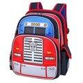 2017 New cartoon robot schoolbag boy backpacks children school bags for girls kids backpack mochilas escolar infantil cool bag