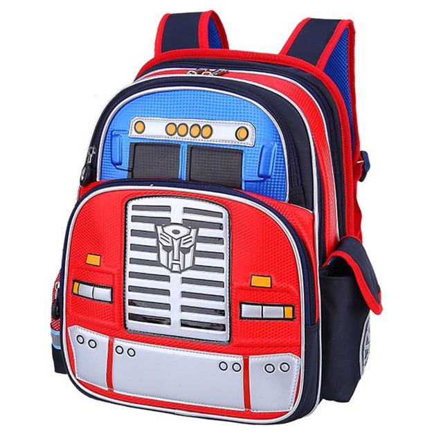ace1c4048890 2017 New cartoon robot schoolbag boy backpacks children school bags for  girls kids backpack mochilas escolar