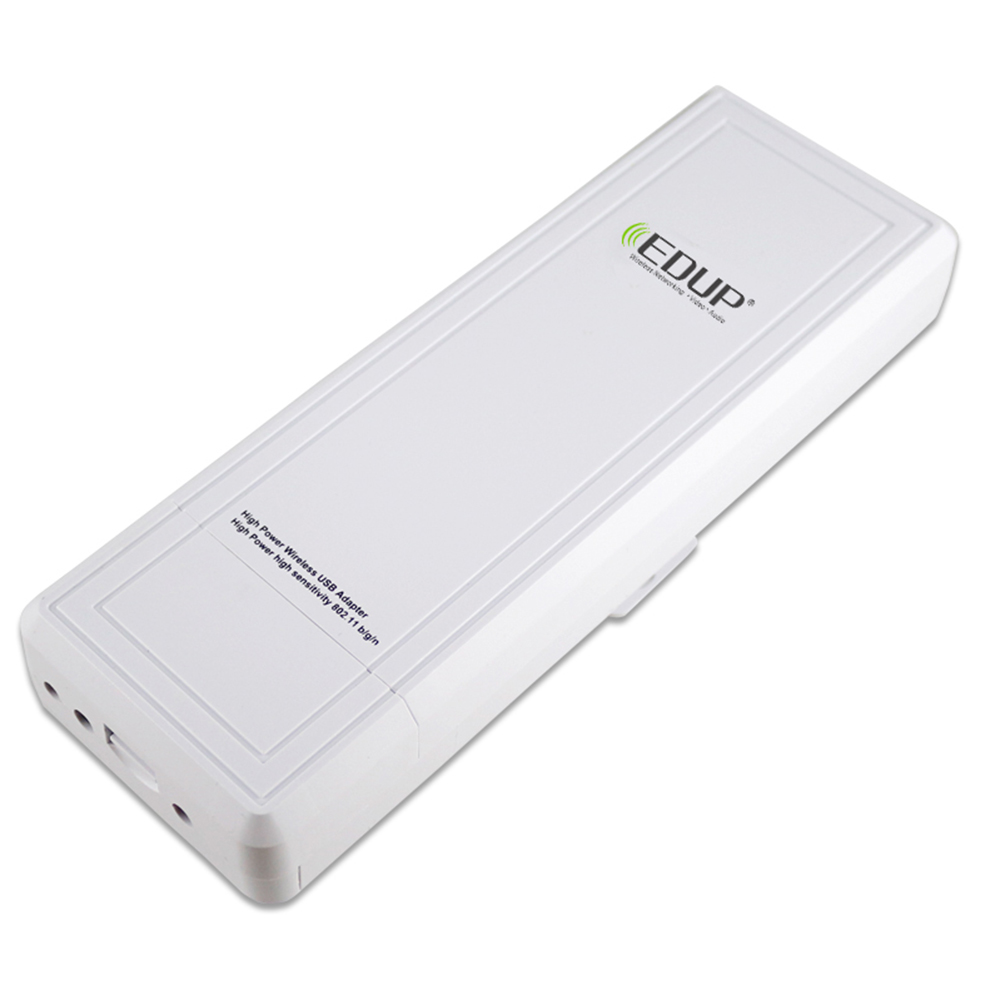 EDUP Long-Range WiFi Receiver 802.11n High Gain 16dBi 150Mbps High Power RT3070L WiFi Dongle USB Network Card 2.4Ghz