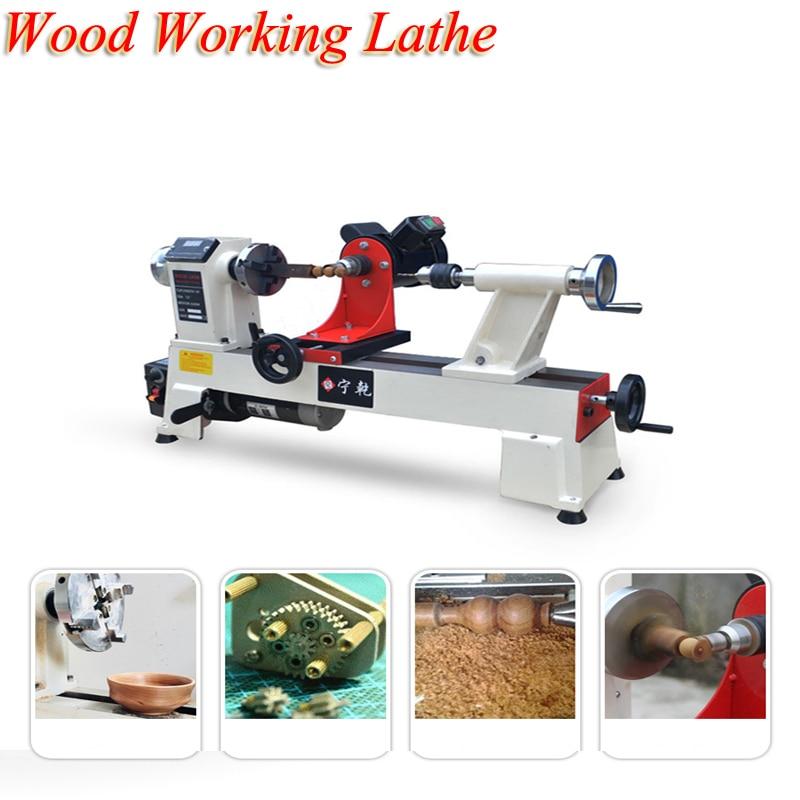 Woodworking DIY Lathe Micro Wood Bead Processing Tool Multi-function Beads Making Machine JWL-1218VD machine tool