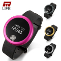 TTLIFE Smart Watch Smartwatch Wristwatch Heart Rate Monitoring for Samsung S6 Note 4 HTC Android Smartphones Phone Mate