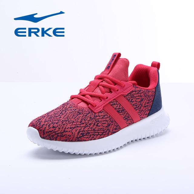 Ерке Марка Flyknit кросс-тренинга обувь кроссовки для женщин 2017