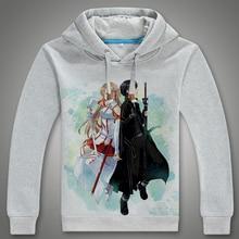 Printed Sword Art Online Hoodie
