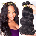 10A Indian Virgin Hair Body Wave 3Pcs/Lot 100% Human Hair Bundles Raw Virgin Indian Hair Weaves Indian Remy Hair Body Wave Deals